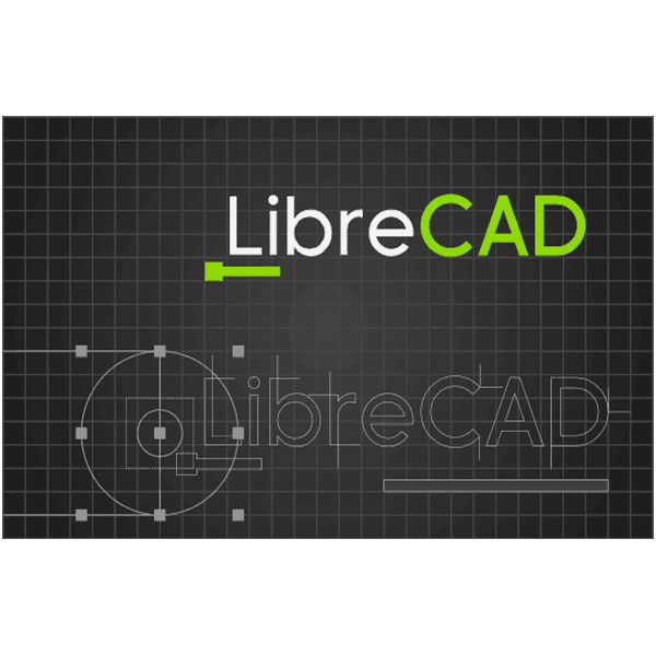 LibreCAD - Free Open Source 2D CAD